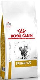 Royal Canin Vet Cat Urinary S/O LP34 Sucha Karma 7kg