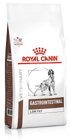 Royal Canin Vet Dog Gastro Intestinal Low Fat LF22 Sucha Karma 6kg