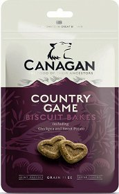 Canagan Biscuit Country Game ciastka 150g
